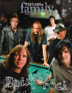 Dads Who Rock - Portland Family Magazine