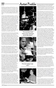 JAM Magazine Profile: Kevin Rankin