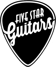 Sponsored by Five Star Guitars